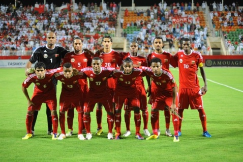 Oman National Football Team
