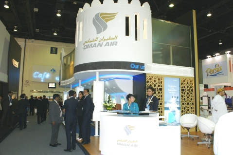 Arabian Travel Market 2013